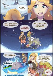 Pokemon- Silver Soul # 1 image 53