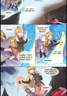 Pokemon- Silver Soul # 1 image 54