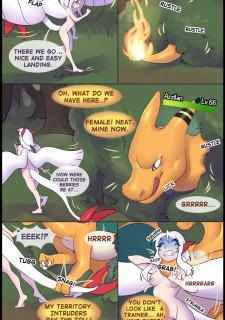 Pokemon- Silver Soul # 1 image 67