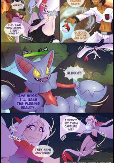 Pokemon- Silver Soul # 1 image 95