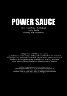 Power Sauce- ZZZ image 02