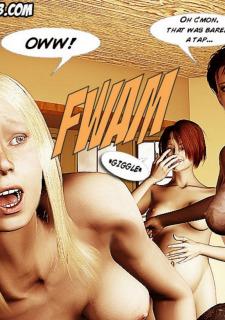 Preggo Housewives Adultcomics Club image 11