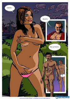 Priya Rao- Crime Gets Screwed image 11
