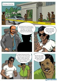 Priya Rao Episode 5- The Inclusion image 12