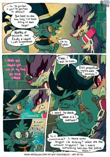 [PurpleKecleon] Full Moon Furry Fuck porn comics 8 muses