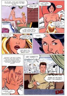 Rebecca – Hot Moms 2 porn comics 8 muses