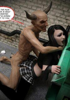 Vampire Hunter 4 – Torment- Redrobot3D image 6