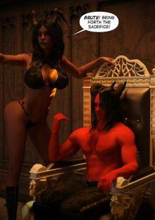 Vampire Hunter 4 – Torment- Redrobot3D image 28