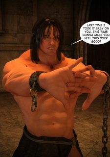 Vampire Hunter 4 – Torment- Redrobot3D image 34