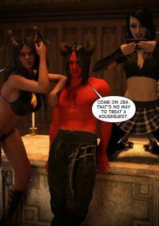 Vampire Hunter 4 – Torment- Redrobot3D image 42