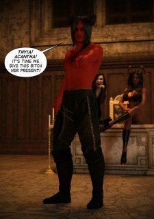 Vampire Hunter 4 – Torment- Redrobot3D image 43