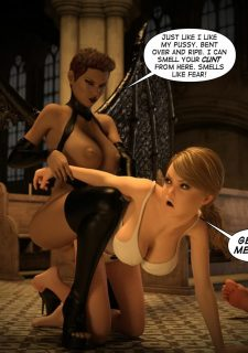 Vampire Hunter 4 – Torment- Redrobot3D image 49