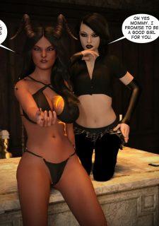 Vampire Hunter 4 – Torment- Redrobot3D image 53