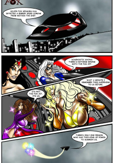 Rescue A Goddess- Superheroine Central image 02