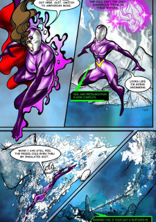 Rescue A Goddess- Superheroine Central image 17