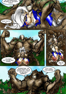 Rescue A Goddess- Superheroine Central image 24