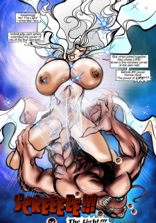 Rescue A Goddess- Superheroine Central image 36