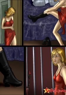 Resident Evil- Sinful Hollywood image 4