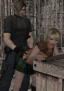 Resident Evil XXX Gallery image 4