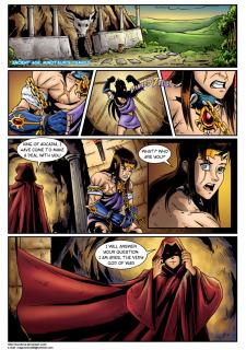 Revelation Lycaon The Wolf God image 2