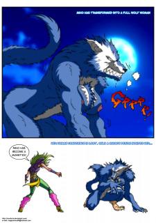 Revelation Lycaon The Wolf God image 19