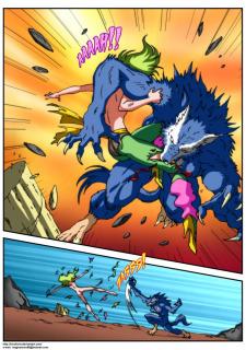 Revelation Lycaon The Wolf God image 24