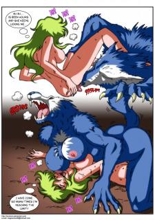 Revelation Lycaon The Wolf God image 27