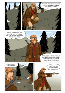 Riding Hood- The Wolf And The Fox image 33