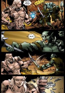 Rise of Guardian (Muscle Fan) Parody image 11