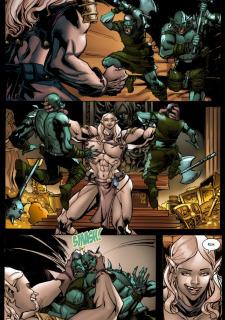 Rise of Guardian (Muscle Fan) Parody image 12