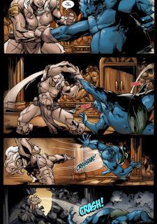 Rise of Guardian (Muscle Fan) Parody image 14