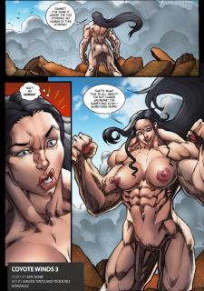 Rise of Guardian (Muscle Fan) Parody image 19