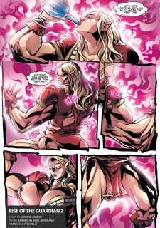 Rise of Guardian (Muscle Fan) Parody image 20