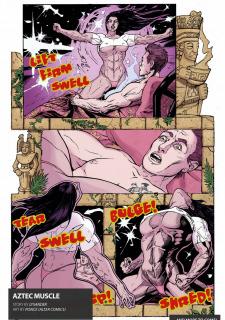 Rise of Guardian (Muscle Fan) Parody image 21