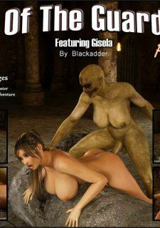 Rise Of the Guardians 3- Blackadder image 2