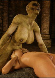 Rise Of the Guardians 3- Blackadder image 39