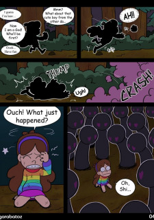 Road To The Club- First Trip (Gravity Falls) image 5