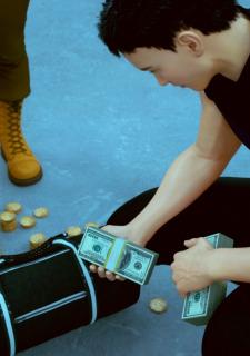 Robbery- Affecd3d & Kadwyn image 6