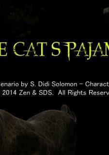 Rubi – The Cat's Pajamas- 3DZen image 2