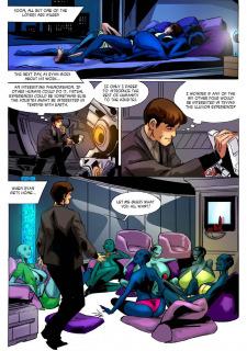 Ryan's Jewel IV- The Illusion porn comics 8 muses