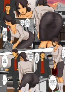 Sacrificial Mother- Hentai image 17