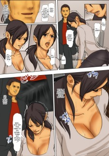 Sacrificial Mother- Hentai image 20