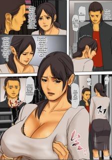 Sacrificial Mother- Hentai image 22