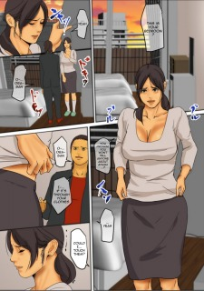 Sacrificial Mother- Hentai image 24