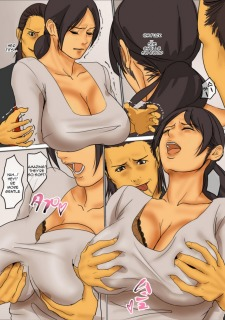 Sacrificial Mother- Hentai image 25