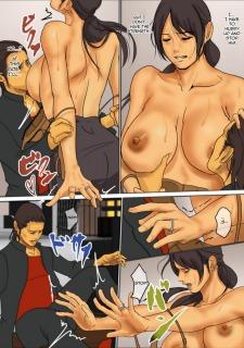 Sacrificial Mother- Hentai image 32