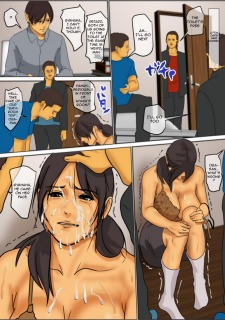 Sacrificial Mother- Hentai image 60