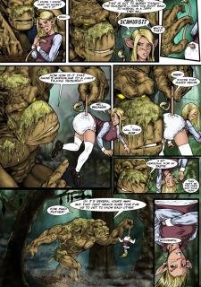 Sanderson Step Sisters Issu. 9 Swamp Princess image 02