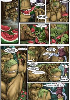Sanderson Step Sisters Issu. 9 Swamp Princess image 07