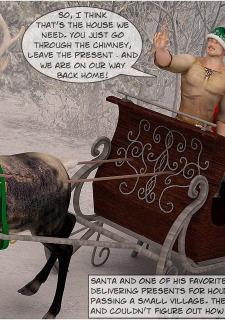 How Santa Celebrated Christmas image 02